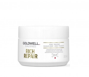 Goldwell Dualsenses Rich Repair 60s maska regenerująca 200ml