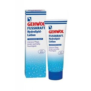 GEHWOL FUSSKRAFT HYDROLIPID-LOTION lotion hydrolipidowy z ceramidami tuba 125 ml
