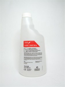 Incidin liquid spray 650 ml