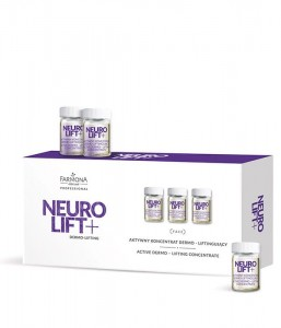 Farmona Neurolift + aktywny koncentrat dermo-liftingujacy 10x5ml