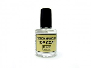 French Manicure Top Coat 15ml