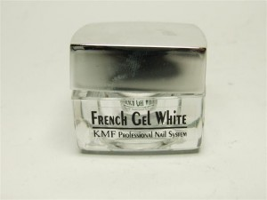 UV French Gel White KMF biały 5g